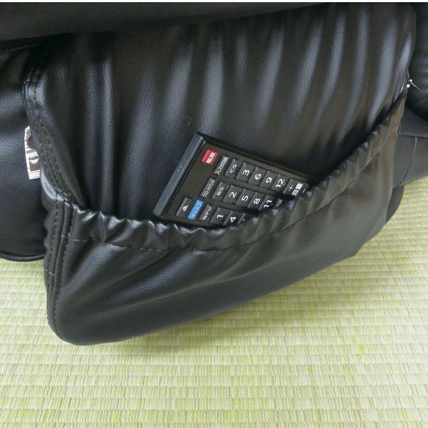 座椅子 おしゃれ 肘付き 日本製 スーパーソフトレザー座椅子 回転式 13段階リクライニング YS-1396HR レザー 座イス 座いす 新生活|age|06