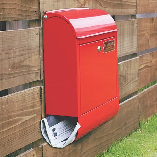 壁掛けポスト おしゃれ 郵便ポスト MERCURY マーキュリー メールボックス MCR MAIL BOX 郵便受 C062 ポスト MEMABO 送料無料 新生活|age|08