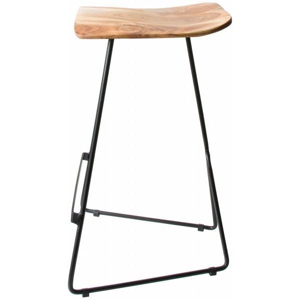 カウンタースツール MASALA マサラ カフェスツール おしゃれ 天然木スツール スツール バースツール ハイスツール 椅子 イス バーチェア ハイチェア knc-l611 age 17
