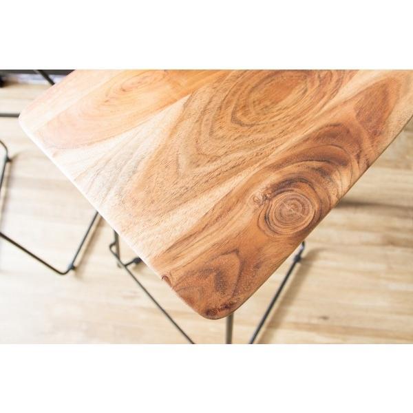 カウンタースツール MASALA マサラ カフェスツール おしゃれ 天然木スツール スツール バースツール ハイスツール 椅子 イス バーチェア ハイチェア knc-l611 age 05