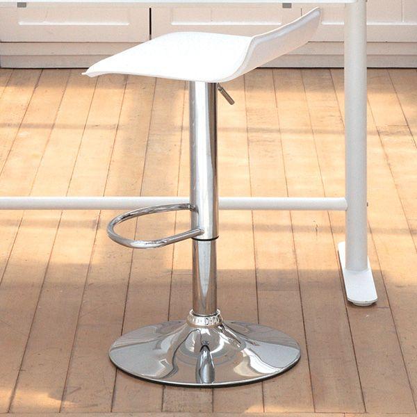 【 送料無料 】 ブラック ホワイト レザー カウンターチェアー ( ダイニングチェア 椅子 イス いす カウンターチェア 食卓 シンプル モダン ) TCC421 TCC429|age|05