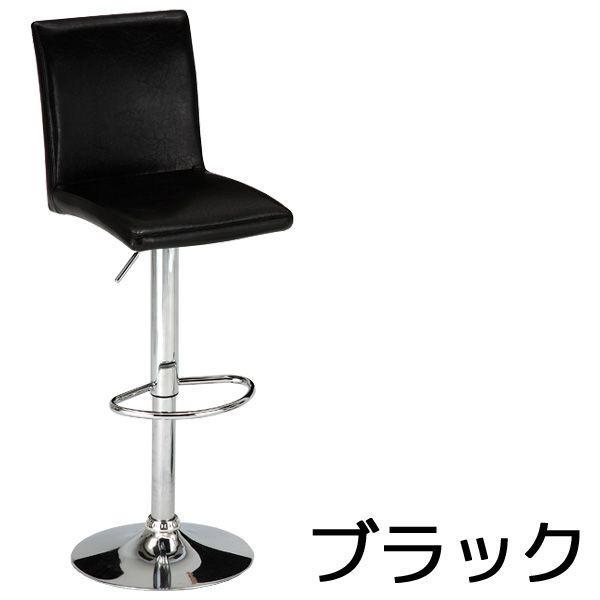 【 送料無料 】ブラック のみ  レザー カウンターチェアー ( ダイニングチェア バーチェア ハイチェア 椅子 イス いす シンプル モダン ) TCC431 TCC439 age 03