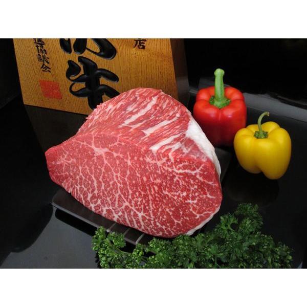 最高級熟成米沢牛 A5等級メス モモ肉 ブロック 約1kg (重さは数量で調整 例:2 = 約2kg)