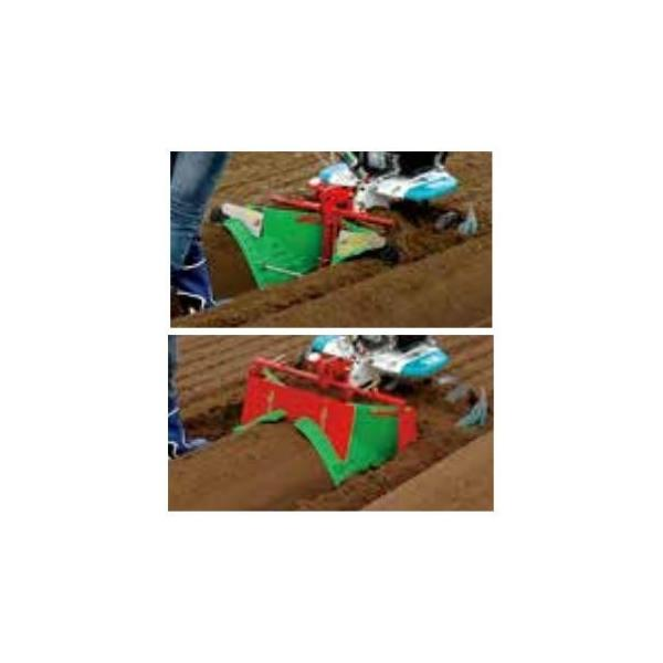 クボタ 耕運機 TMS30用スーパーグリーンうね立て機 (91223-40510)