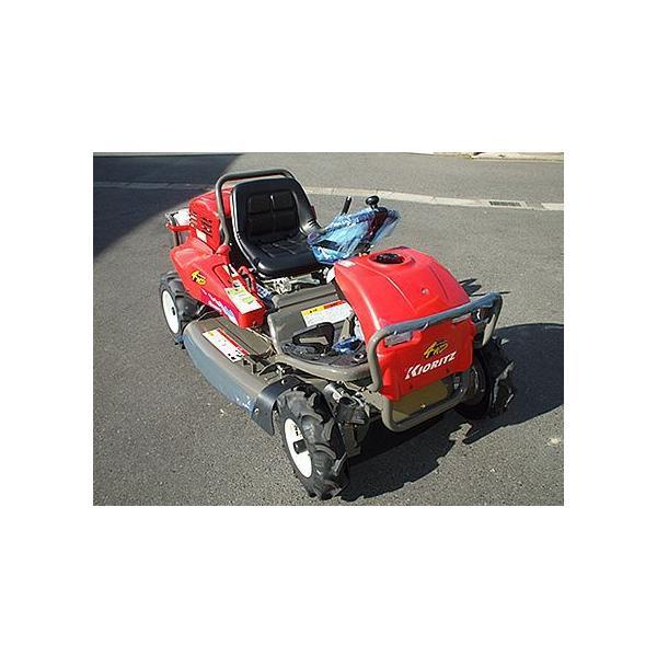 共立 乗用草刈機 乗用モア RM980F (刈幅975mm)|agriz