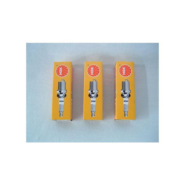 (草刈機)(刈払機)(チェンソー)に最適な点火プラグ(BPM7A)(NGK)5本入 agriz 02