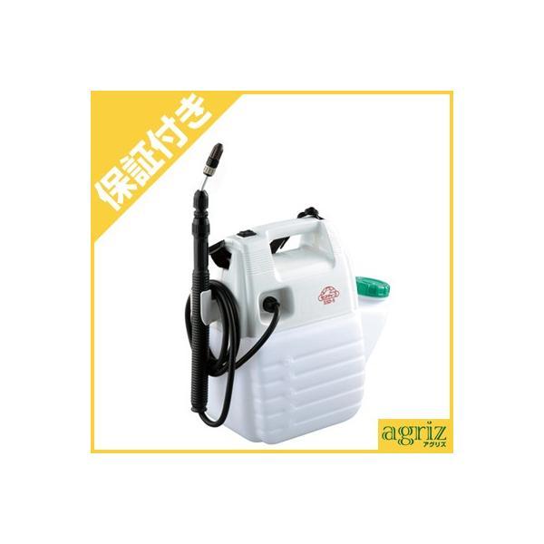 (プレミア保証付き)セフティ-3 電池式噴霧器 5L SSD-5