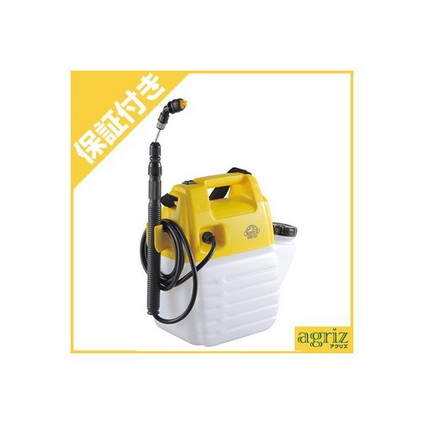 (プレミア保証付き)セフティ-3 除草剤用電池式噴霧器 SSD-5J