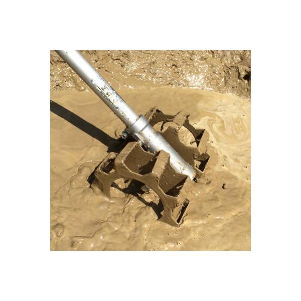 (アイデック) 水草取りまー AMT-AJ1505T (草刈機・刈払機アタッチメント)(マルチジョイント)|agriz|02