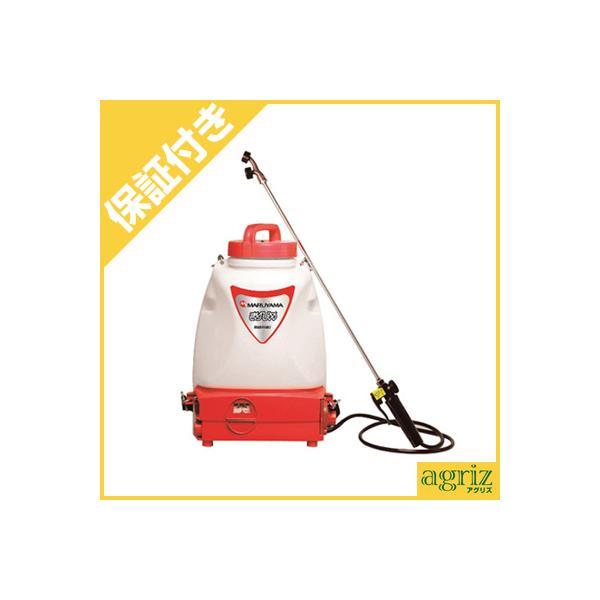 (プレミア保証付き)丸山製作所 バッテリー噴霧器 MSB110Li きりひめ(充電式・背負式・動噴)