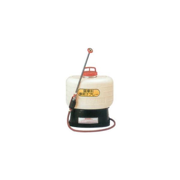 噴霧器 除草剤 噴霧器 永田製作所 除草剤専用スプレー(ポリタンク)(18Lタンク)(噴霧器・噴霧機)