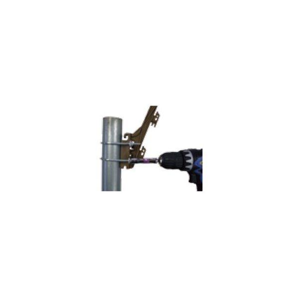 タイガー 電気柵 資材 TBS-UB550 Uボルト プレートセット M5×φ50 50セット入 TAK-UB50 agriz 02
