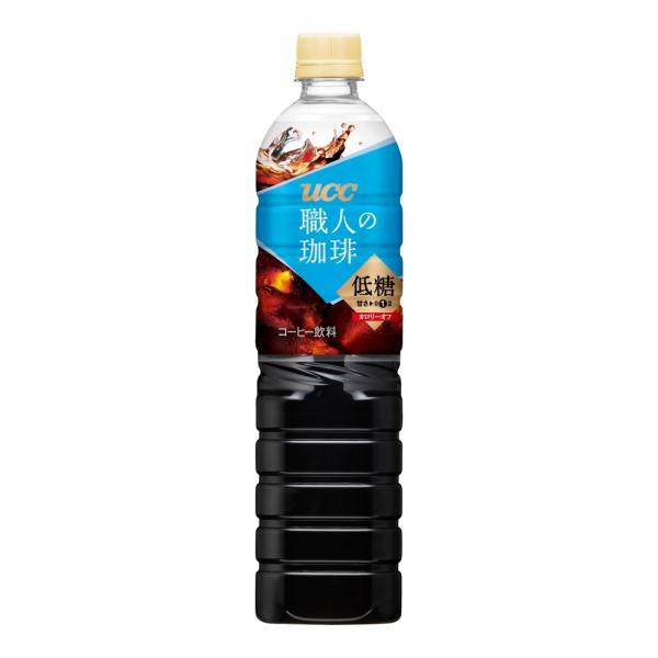 UCC 職人の珈琲 コーヒー 低糖 930mlPET ×12本入 agvege