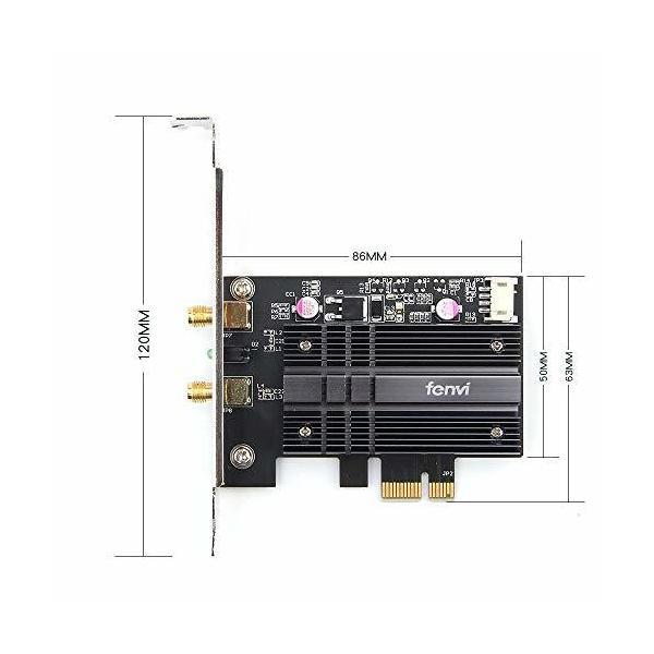 AX200 PCIe Fenvi デスクトップPCデュアルバンドカード AX200 PC ah-store 03