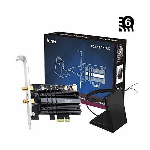 AX200 PCIe Fenvi デスクトップPCデュアルバンドカード AX200 PC ah-store 06
