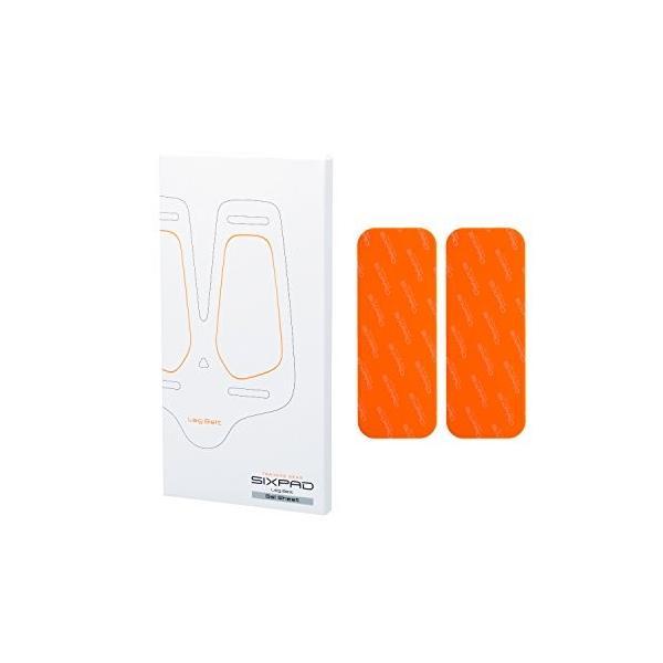 シックスパッド レッグベルト高電導ジェルシート(SIXPAD Leg Belt) MTG【メーカー純正品】 IF-LG2217G|ahalu-teke