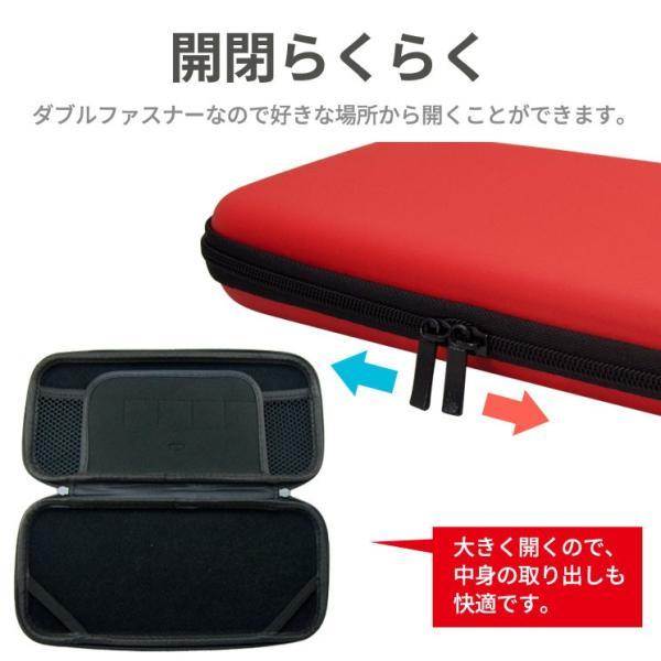Nintendo Switch ケース 耐衝撃 軽量 シンプル カード収納  AIKC-SWITCH|ai-en|08