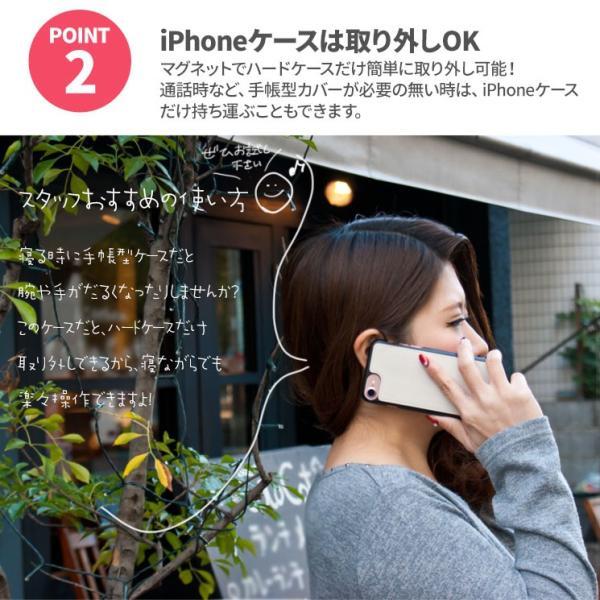 iPhoneXS iPhoneX iPhone8 iPhone7 iPhone6s iPhone6  財布 コインケース 手帳型 カバー ショルダー マグネット レザー AITC-WA|ai-en|05