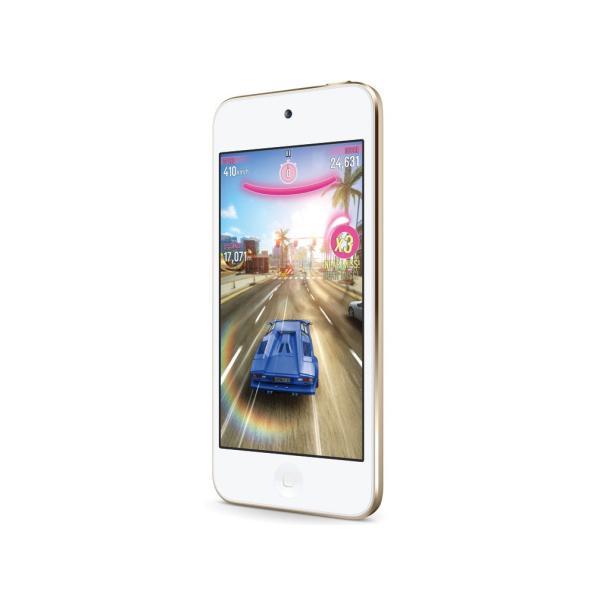 APPLE iPod touch 32GB ゴールド MKHT2J/A(iPod touch 32GB ゴールド) ゴールド 容量:32GBの画像