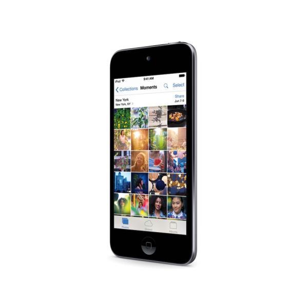 APPLE iPod touch 32GB スペースグレイ MKJ02J/A(iPod touch 32GB スペースグレイ) スペースグレイ 容量:32GBの画像