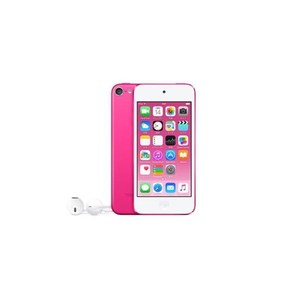 APPLE iPod touch 32GB ピンク MKHQ2J/A(iPod touch 32GB ピンク) ピンク 容量:32GBの画像