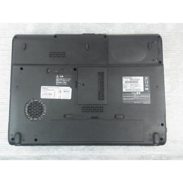中古ノートパソコン 東芝 satellite T40 213c/5W|ai-mark|06