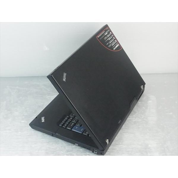 中古ノートパソコン Lenovo レノボ ThinkPad R61e|ai-mark|04
