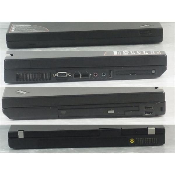 中古ノートパソコン Lenovo レノボ ThinkPad R61e|ai-mark|05