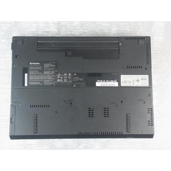中古ノートパソコン Lenovo レノボ ThinkPad R61e|ai-mark|06