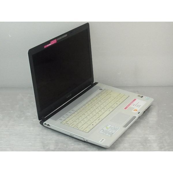 中古ノートパソコン SONY VAIO VGN-FE31B/W|ai-mark|02