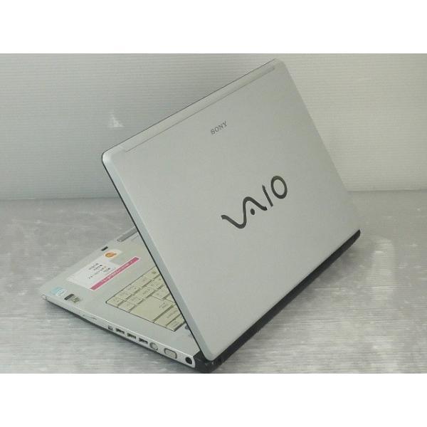 中古ノートパソコン SONY VAIO VGN-FE31B/W|ai-mark|04