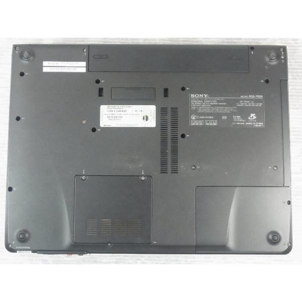 中古ノートパソコン SONY VAIO VGN-FE31B/W|ai-mark|06