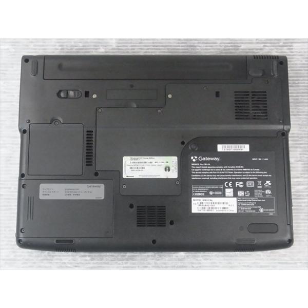 中古ノートパソコン Gateway ゲートウェイ MA2A MX6136j|ai-mark|06