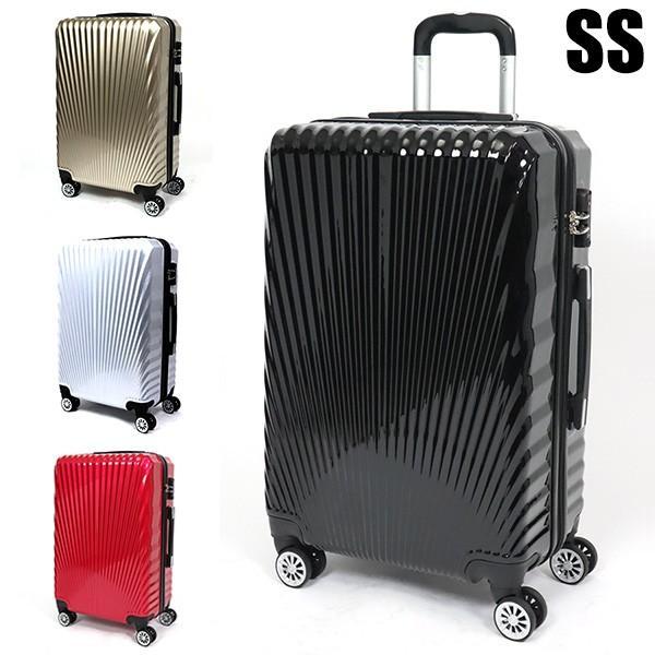 スーツケースキャリーバッグキャリーケース機内持ち込みSSサイズ28Lコインロッカー対応TSAロック付4輪ダブルキャスター###ケ
