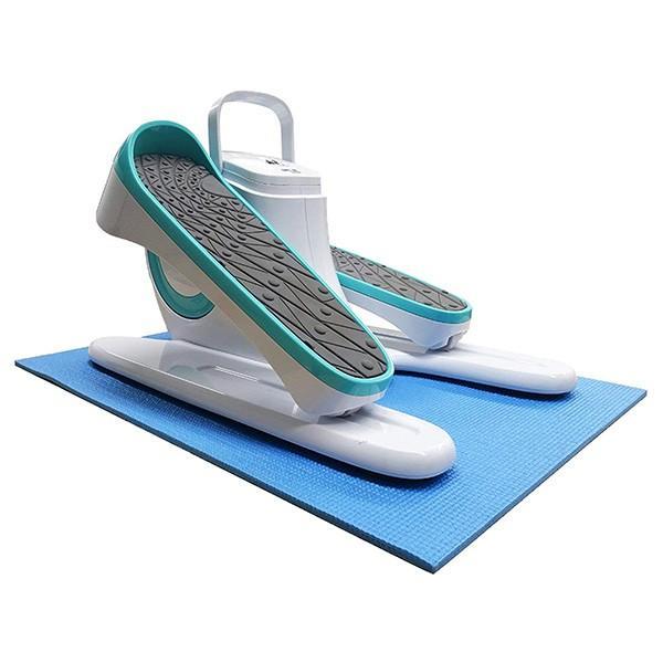 ステッパー ペダル運動器 電動ステッパー マット付 トレーニング機器 フィットネスマシン ダイエット器具 有酸素運動 健康器具 省スペース ###ペダルステップ###|ai-mshop|02