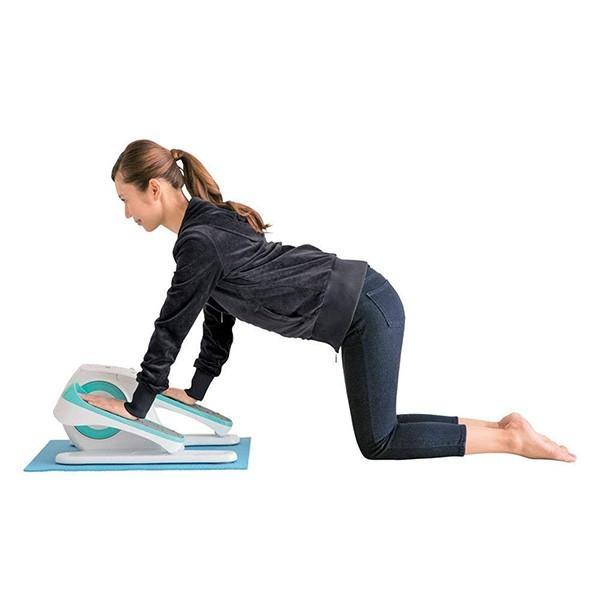 ステッパー ペダル運動器 電動ステッパー マット付 トレーニング機器 フィットネスマシン ダイエット器具 有酸素運動 健康器具 省スペース ###ペダルステップ###|ai-mshop|05