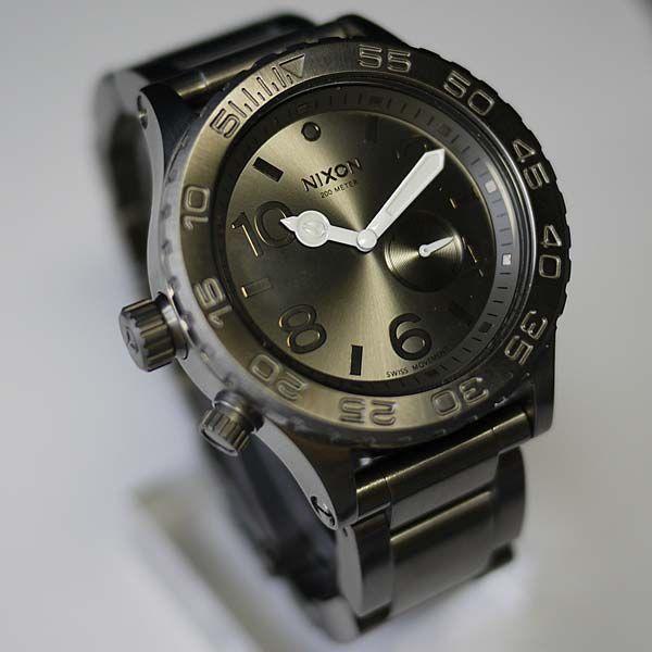 ニクソン 腕時計 メンズ ダイバー ウォッチ THE 42-20 TIDE A035-632 ダイバー 防水 人気 おしゃれ グラフ NIXSON 9050|ai-na|02