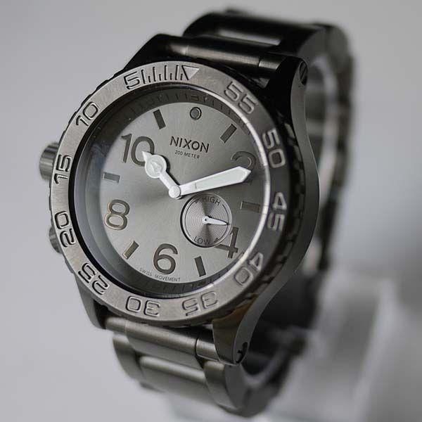ニクソン 腕時計 メンズ ダイバー ウォッチ THE 42-20 TIDE A035-632 ダイバー 防水 人気 おしゃれ グラフ NIXSON 9050|ai-na|03