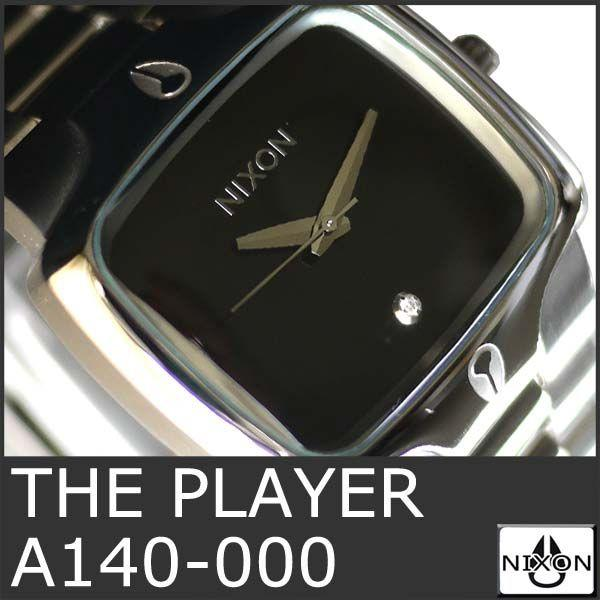 NIXON 9055 ニクソン プレイヤー 腕時計 メンズ THE PLAYER A140-000 ダイバー 人気 おしゃれ 防水 海外|ai-na