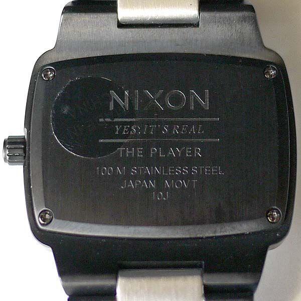 ニクソン 腕時計 メンズ プレイヤー THE PLAYER A140-035 アナログ 時計 人気 おしゃれ 防水 NIXSON 9058|ai-na|05