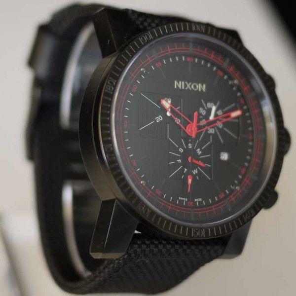 ニクソン 腕時計 メンズ マグナコン 黒 ブラック アナログ THE MAGNACON A079-001 人気 防水 ダイビング NIXSON 9064|ai-na|02