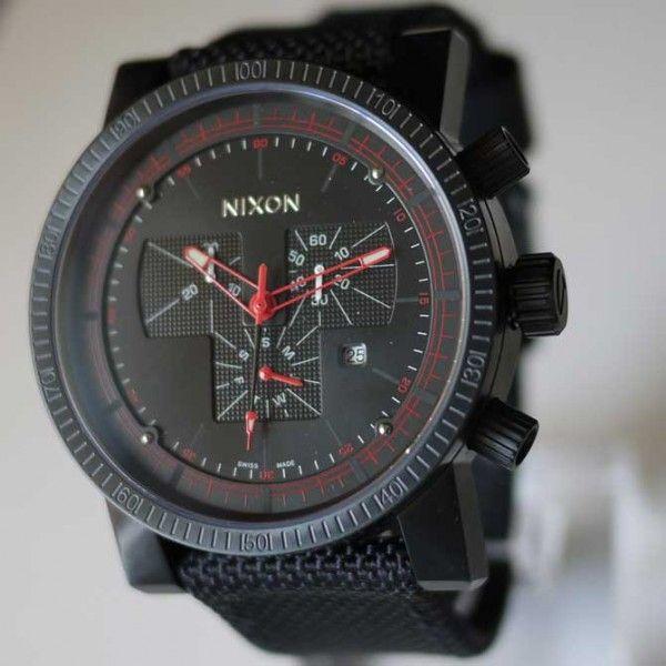 ニクソン 腕時計 メンズ マグナコン 黒 ブラック アナログ THE MAGNACON A079-001 人気 防水 ダイビング NIXSON 9064|ai-na|03
