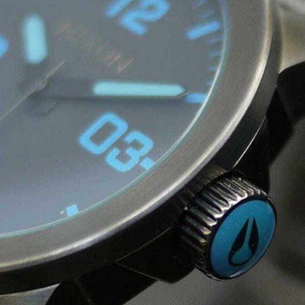NIXON 9069 ニクソン 時計 プライベート 腕時計 ガンメタ メンズ ウォッチ アナログ THE PRIVATE SS A276-624 時計 ダイバー 人気 おしゃれ 防水 ダイビング|ai-na|03