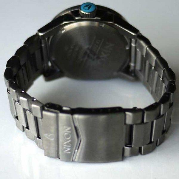 NIXON 9069 ニクソン 時計 プライベート 腕時計 ガンメタ メンズ ウォッチ アナログ THE PRIVATE SS A276-624 時計 ダイバー 人気 おしゃれ 防水 ダイビング|ai-na|04