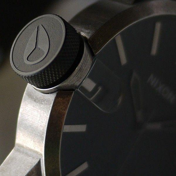 ニクソン 腕時計 メンズ クロニクル 黒 ブラック アナログ THE CHRONICLE ANTIQUE A127-479 人気 防水 NIXSON 9071|ai-na|03