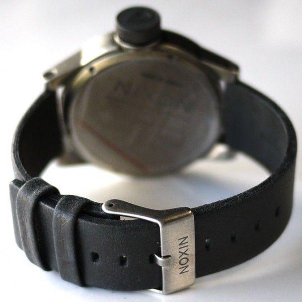 ニクソン 腕時計 メンズ クロニクル 黒 ブラック アナログ THE CHRONICLE ANTIQUE A127-479 人気 防水 NIXSON 9071|ai-na|04