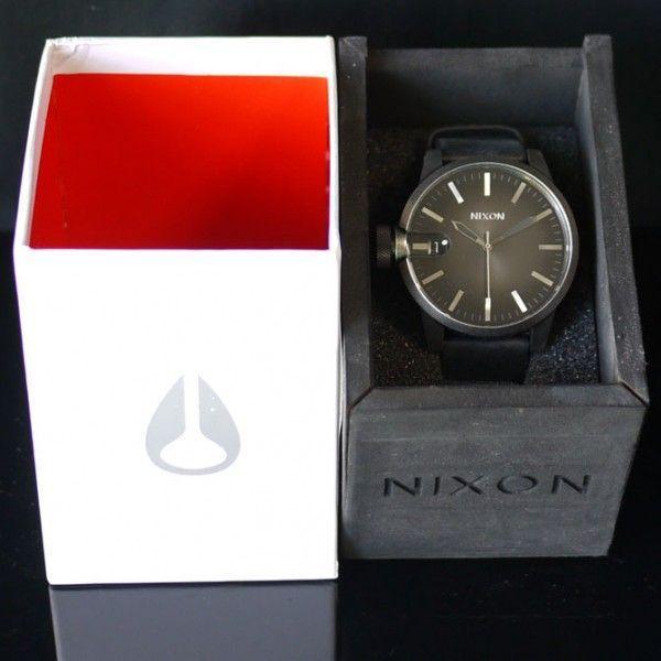 ニクソン 腕時計 メンズ クロニクル 黒 ブラック アナログ THE CHRONICLE ANTIQUE A127-479 人気 防水 NIXSON 9071|ai-na|06