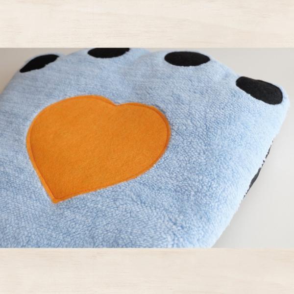 【犬 猫 ペット ベッド マット】肉球ハートマット 3枚セット 送料無料 あすつく|aicarrot|03