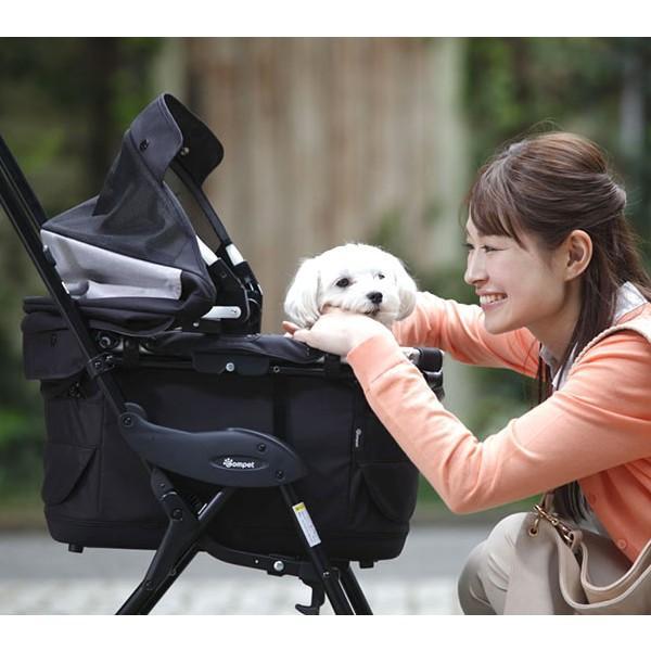 ペットカート コムペット ミリミリEG 送料無料|aicarrot|02