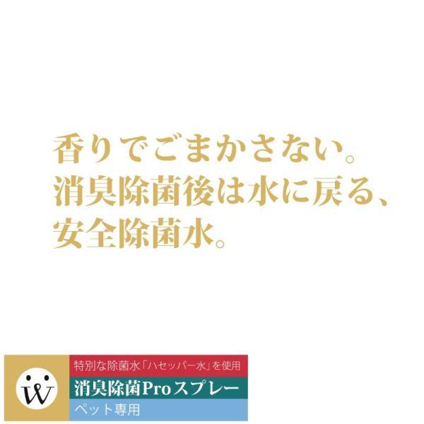 消臭スプレー ペット 安全 人 犬猫 抗菌ウイルス 消臭除菌PROスプレー 本体 500ml あすつく 送料無料|aicarrot|05